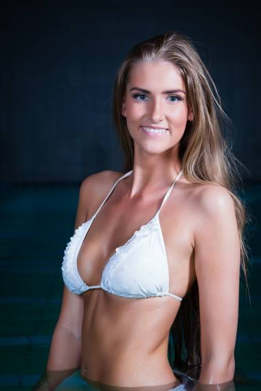 "The Miss Universe Norway Facebook page describes her as an ""upcoming supermodel""."