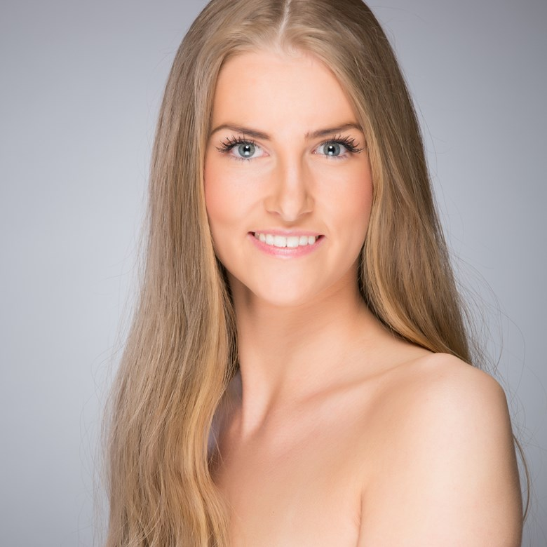 Fact: Elise Dalby is the Miss Universe Norway with the longest hair!